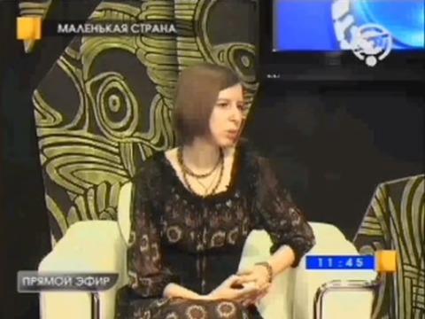 Алена Короткова Интервью о грудном вскармливании