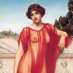 Атенаис - Годвард Джон Уильям, 1908