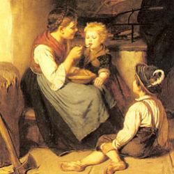 Кормление ребенка - Рудольф Эпп