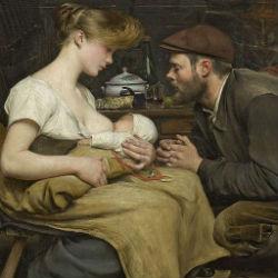 Счастье родителей - Жан Эжен Булан - 1903