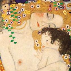 Три возраста женщины - Густав Климт