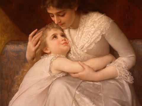 Émile Munier 1888   Pardon Mama