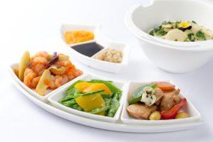 Обед низкоуглеводный