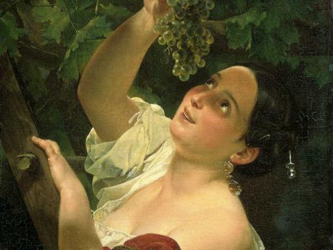 karl brullov italyanskij polden 1827