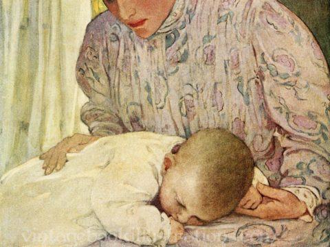jessie wilson smith sleeping child
