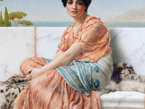 В дни Сафо, Годвард, 1904