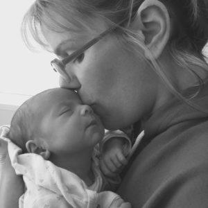 Mother Baby Mom Newborn Baby Daughter Love